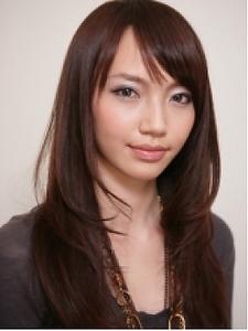 クセ解消ナチュラルストレート|Hair Atelier DEAR-LOGUE 下北沢 のヘアスタイル