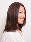 さらさらミディアム|Hair Atelier DEAR-LOGUE 下北沢 のヘアスタイル