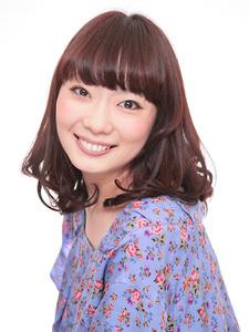 ミディアムパーマ|Hair Atelier DEAR-LOGUE 下北沢 のヘアスタイル