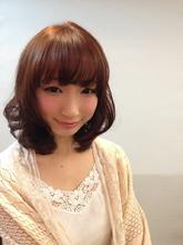 スイートパーマ|STYLE INDEX 茗荷谷店のヘアスタイル
