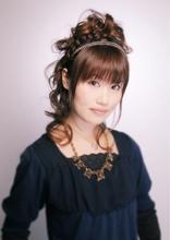 編み込みハーフアップ|STYLE INDEX 茗荷谷店 大西 美代のヘアスタイル