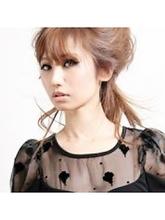 パーティーアップ|STYLE INDEX 茗荷谷店 大西 美代のヘアスタイル