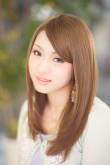 ニュアンスストレート|STYLE INDEX 茗荷谷店のヘアスタイル