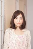 乙女心くすぐる内巻きカール|STYLE INDEX 茗荷谷店のヘアスタイル
