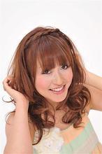 少し大人カジュアル☆抜け感を出した3Dカラー|HAIR MAKE UE2 FELIZ 河内長野店のヘアスタイル