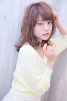 ロブ!抜け感パーマ|MODE K's 塚本店 モードケイズ塚本店のヘアスタイル