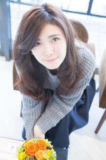 大人きれいカールのあるロング|MODE K's 塚本店 モードケイズ塚本店のヘアスタイル