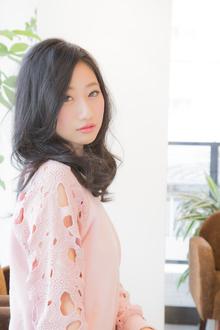 ゆる巻き風デジタルパーマ|MODE K's 塚本店 モードケイズ塚本店のヘアスタイル