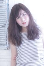 外揺れセミディ|MODE K's 塚本店 モードケイズ塚本店のヘアスタイル
