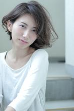 ショートボブ★スポンテニアス|MODE K's 塚本店 モードケイズ塚本店のヘアスタイル