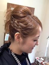 セットアップ|CROSSのヘアスタイル
