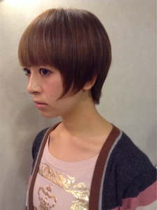ショートボブ|K-craftのヘアスタイル