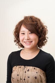カール|ETERNAL rush 京田辺店のヘアスタイル