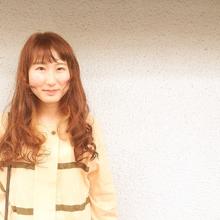 明るい髪色でもツヤ髪にフィルタリングカラー!|felicita 緑地公園店 米崎 勇のヘアスタイル