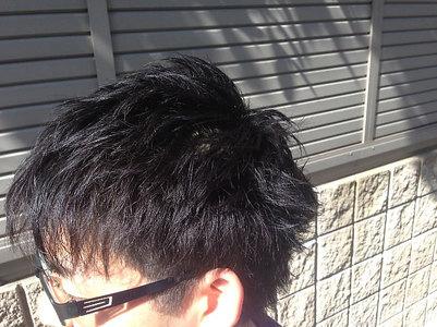 メンズ王道スパイキーショート!!|felicita 緑地公園店のヘアスタイル