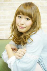 SWEET☆フェアリーカールセミディ