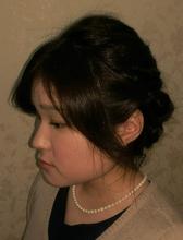 ゆるかわパーティーヘア felicita 緑地公園店 紙谷 優子のヘアスタイル