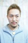 外国人風ダブルカラー☆スパイキーツーブロックショート felicita 緑地公園店のヘアスタイル