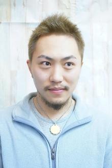外国人風ダブルカラー☆スパイキーツーブロックショート|felicita 緑地公園店のヘアスタイル