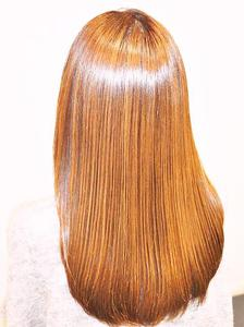 ハホニコ★オンパストレート|Salon de Roiのヘアスタイル