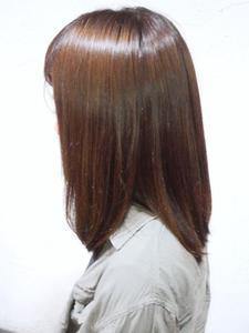 ミディアムストレート|Salon de Roiのヘアスタイル