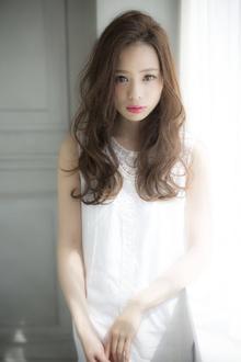 ★sCene★ 波打ちロングWAVE|sCeneのヘアスタイル