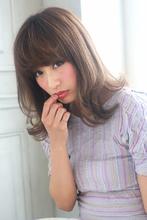 ★sCene★外ハネエアリー|sCeneのヘアスタイル