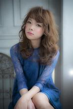 ★sCene★ ルーズィーWAVE|sCeneのヘアスタイル