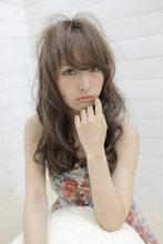 ★sCene★ちょっぴりスパイス☆外国人風ほつれウェーブ|sCeneのヘアスタイル