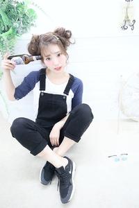 ★sCene★ ツイントップヘアアレンジ