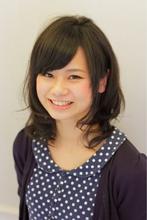 ☆ふわっとカール☆|サロン ド コアフィール オッズ 八尾店のヘアスタイル