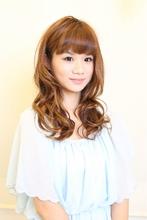 ☆ミックスカール☆|サロン ド コアフィール オッズ 八尾店のヘアスタイル