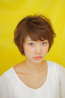 ☆ナチュラルボブ☆|サロン ド コアフィール オッズ 八尾店のヘアスタイル