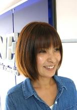 ☆ミルキーボブ☆|J-ONEのヘアスタイル