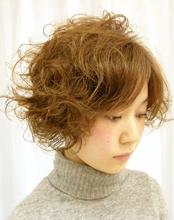 エアーカーリー|J-ONEのヘアスタイル