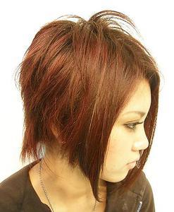 レイヤーボブ|J-ONEのヘアスタイル