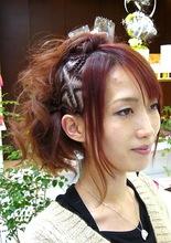 コーンロー☆(星) J-ONE Ema のヘアスタイル