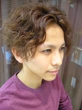 イケイケウェーブ|J-ONEのメンズヘアスタイル