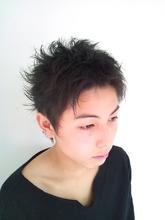 ランダムショート|J-ONEのメンズヘアスタイル