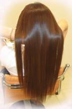 毛髪補修プログラム