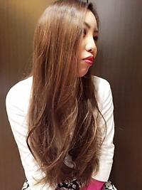 抜け感☆艶髪!クラシカルウェービーロング♪