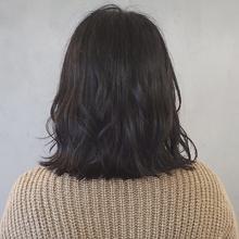 外ハネ切りっぱなしボブ|MASHU GRAND VASEのヘアスタイル
