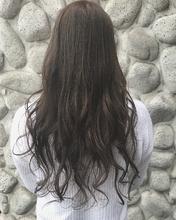 透けちゃうアッシュグレー|MASHU GRAND VASEのヘアスタイル