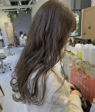 ルーズなモカブラウン|MASHU GRAND VASEのヘアスタイル
