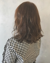 ベージュカラー|MASHU GRAND VASEのヘアスタイル