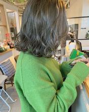 切りっぱなしボブ|MASHU GRAND VASEのヘアスタイル