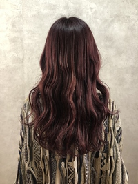 reddish purple