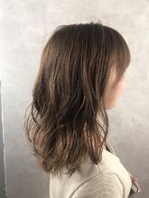アッシュベージュ|MASHU ADOBEのヘアスタイル