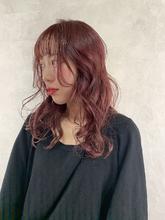 艶ピンクstyle|MASHU ADOBEのヘアスタイル