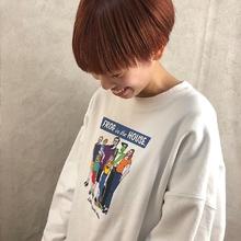 ダブルカラー|MASHU ADOBEのヘアスタイル